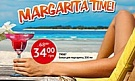 Margarita time! -50% на бокалы для маргариты